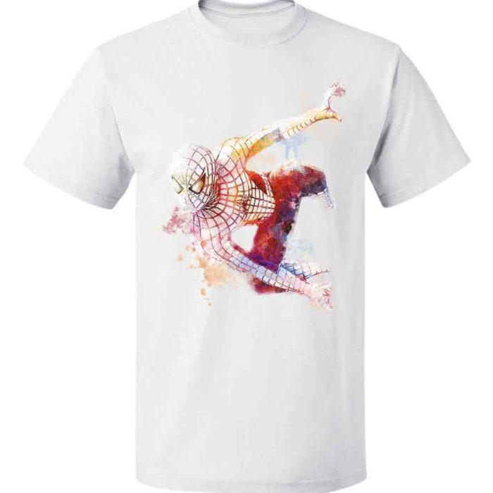 Superior Spider Man Men's White T-Shirt
