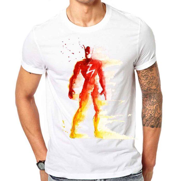 Flash Costume Men's T-Shirt