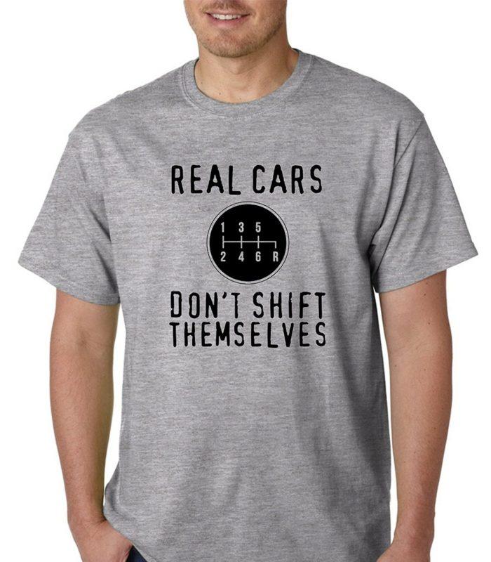 Manual Transmission T-Shirts